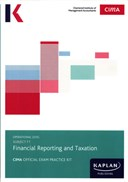 Subject F1, financial reporting and taxation. Exam practice kit