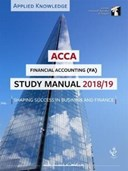 ACCA Financial Accounting Study Manual 2018-19