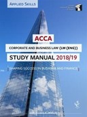 Corporate and business law study manual