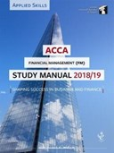 ACCA Financial Management Study Manual 2018-19