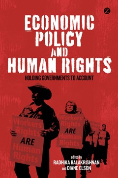 Economic policy and human rights by Radhika Balakrishnan