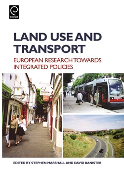 Land use and transport by Stephen Marshall