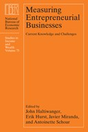 Measuring entrepreneurial businesses