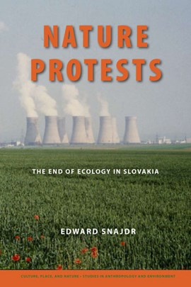 Nature protests by Edward K. Snajdr