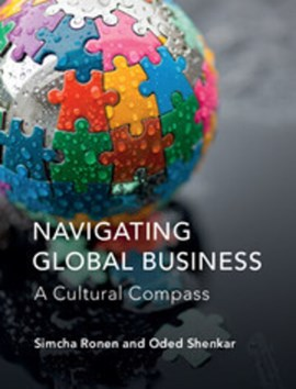 Navigating global business by Simcha Ronen
