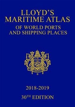 Lloyd's maritime atlas of world ports and shipping places 20 by Informa UK Ltd