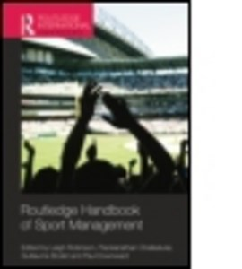 Routledge handbook of sport management by Leigh Robinson