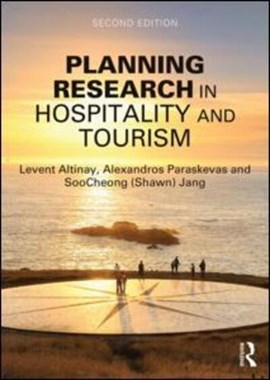 Planning research in hospitality and tourism by Levent Altinay