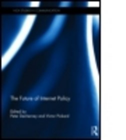The future of internet policy by Peter Decherney