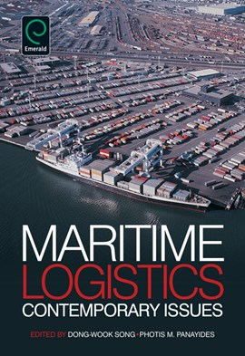 Maritime logistics by Dong-Wook Song