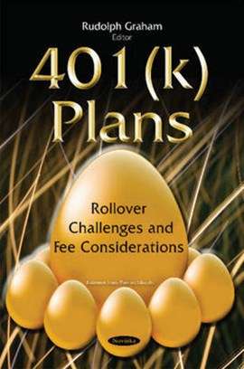 401(K) plans by Rudolph Graham