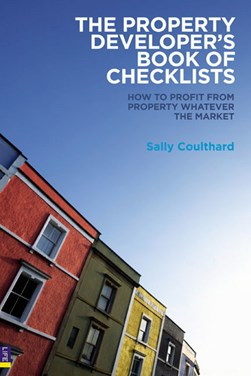 The property developer's book of checklists by Sally Coulthard