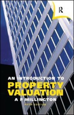 Introduction To Property Valuatio by Alan Millington