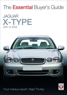 Jaguar X-Type by Nigel Thorley