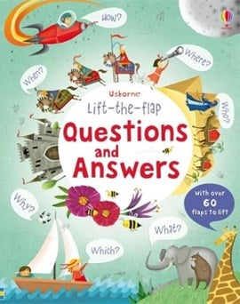 Lift the flap questions & answers by Katie Daynes