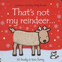 That's not my reindeer ...