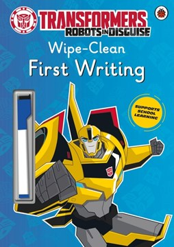 Transformers: Robots in Disguise - Wipe-Clean First Writing by