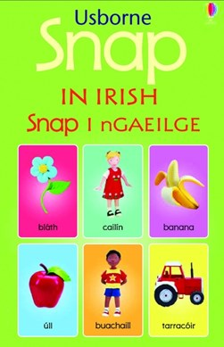 Snap in Irish by Stephanie Jones