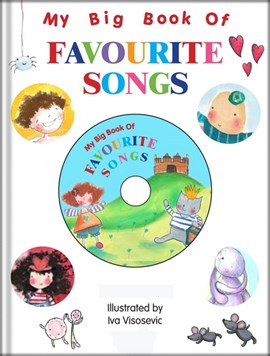 My big book of favourite songs by Iva Visosevic