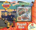 Fireman Sam: Ready Steady Rescue! Magnet Book