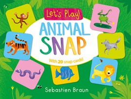 Let's Play! Animal Snap by Sebastien Braun