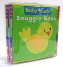 Baby touch cloth book