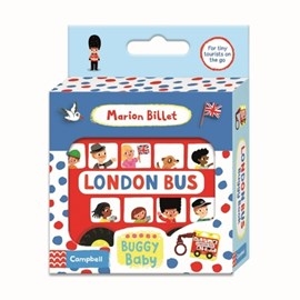 My first London bus buggy buddy by Marion Billet