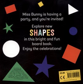 Miss Bunny's book of shapes by Becky Baur