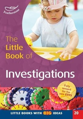 The little book of investigations by Sally Featherstone