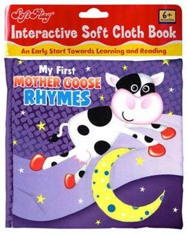 My First Mother Goose Rhymes Cloth Bk (Fs) by