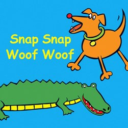 Snap snap woof woof by Jolie Dobson