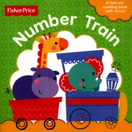 Number train by Fisher-Price