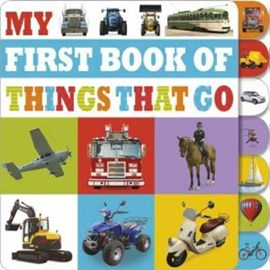 My first book of things that go by