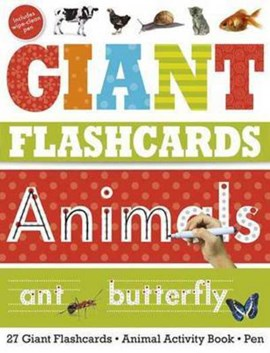 Giant Flashcards Animals by
