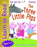 Get Set Go Learn to Read: Three Little Pigs