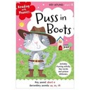 Reading with Phonics Puss in Boots