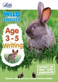 Letts wild about English. Age 3-5. Writing