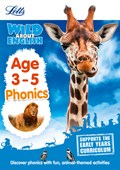Letts wild about English. Age 3-5. Phonics