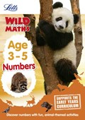 Letts wild about maths. Age 3-5. Numbers