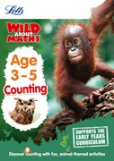 Letts wild about maths. Age 3-5. Counting