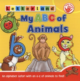 My ABC of animals by Lisa Holt