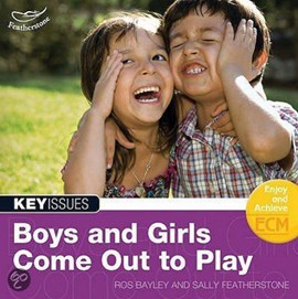 Boys and girls come out to play by Ros Bayley