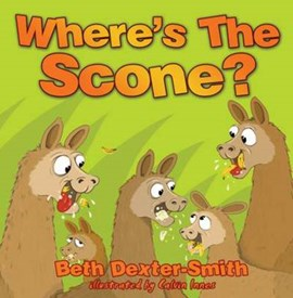 Where's the scone? by Beth Dexter-Smith
