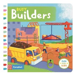 Busy builders by Rebecca Finn