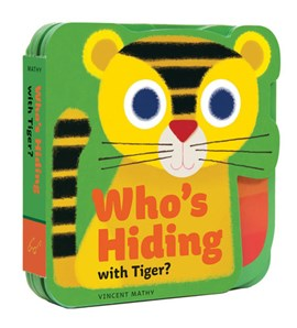 Who's hiding with Tiger? by Vincent Mathy