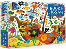 Usborne Jigsaw Under the Sea