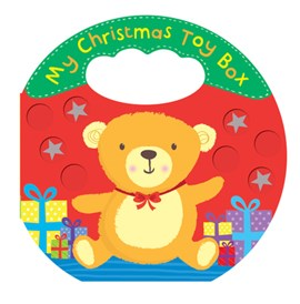 My Christmas toy box by Samantha Meredith