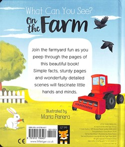 On The Farm Board Book by Kate Ware