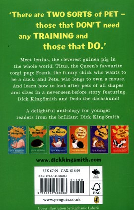 Dick King-Smith's book of pets by Dick King-Smith