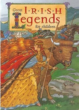 Great Irish legends for children by Yvonne Carroll